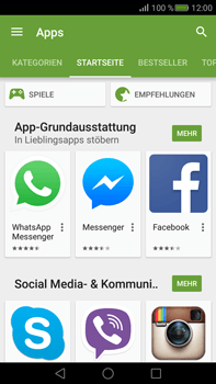 Huawei Mate S - Apps - Herunterladen - 4 / 19