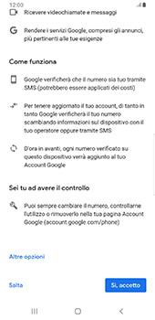 Samsung Galaxy Note9 - Android Pie - Applicazioni - Configurazione del negozio applicazioni - Fase 14