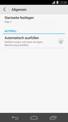 Huawei Ascend P7 - Internet - Manuelle Konfiguration - 2 / 2