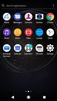 Sony Xperia XA2 Ultra - E-mail - Sending emails - Step 3