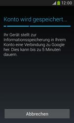 Samsung Galaxy Trend Plus - Apps - Konto anlegen und einrichten - 23 / 28