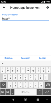 Sony xperia-xz2-h8216-android-pie - Internet - Handmatig instellen - Stap 29