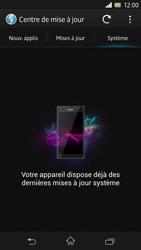 Sony Xperia Z - Logiciels - Installation de mises à jour - Étape 8