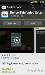 HTC Desire X - Applicazioni - Installazione delle applicazioni - Fase 8