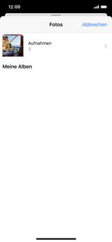 Apple iPhone X - iOS 13 - E-Mail - E-Mail versenden - Schritt 12