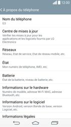 LG G3 - Logiciels - Installation de mises à jour - Étape 7