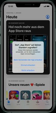 Apple iPhone 6s Plus - iOS 13 - Apps - Installieren von Apps - Schritt 4