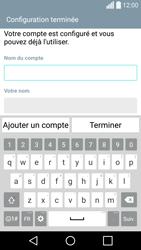 LG Spirit 4G - E-mail - configuration manuelle - Étape 17
