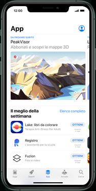 Apple iPhone SE - iOS 13 - Applicazioni - Installazione delle applicazioni - Fase 7