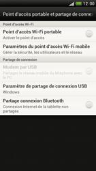 HTC One S - Internet et connexion - Utiliser le mode modem par USB - Étape 6