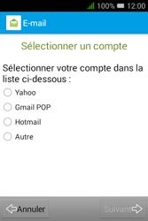 Alcatel Pixi 3 - 3.5 - E-mail - Configuration manuelle - Étape 7