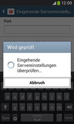Samsung I9060 Galaxy Grand Neo - E-Mail - Konto einrichten - Schritt 11