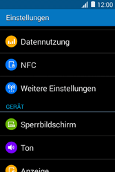 Samsung G130HN Galaxy Young 2 - Netzwerk - Netzwerkeinstellungen ändern - Schritt 4