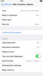 Apple iPhone 6 Plus (Model A1524) - Contacten en data - Contacten kopiëren van SIM naar toestel - Stap 4