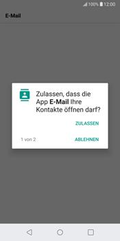 LG G6 - Android Oreo - E-Mail - Konto einrichten (yahoo) - Schritt 13