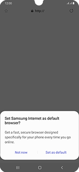 Samsung Galaxy A50 - Internet and data roaming - Manual configuration - Step 24