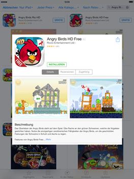 Apple iPad 4 mit iOS 7 - Apps - Herunterladen - Schritt 14