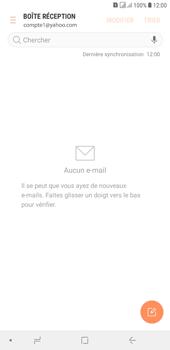 Samsung Galaxy J4+ - E-mails - Ajouter ou modifier votre compte Yahoo - Étape 6
