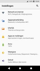 Sony Xperia XA2 - Internet - aan- of uitzetten - Stap 4