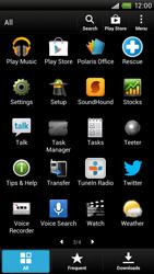 HTC One X Plus - WiFi - WiFi configuration - Step 4
