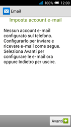 Alcatel Pop C7 - E-mail - configurazione manuale - Fase 10