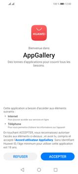 Huawei P Smart 2021 - Applications - Télécharger une application - Étape 5