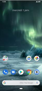 Nokia 7.2 - Solution du problème - E-mail et messagerie - Étape 1