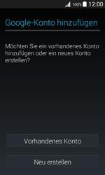 Samsung Galaxy J1 - Apps - Konto anlegen und einrichten - 4 / 19