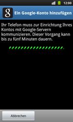 Samsung Galaxy S Plus - Apps - Konto anlegen und einrichten - 15 / 20