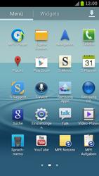 Samsung Galaxy S3 - Apps - Herunterladen - 3 / 22