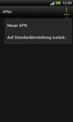 HTC One SV - Internet und Datenroaming - Manuelle Konfiguration - Schritt 8