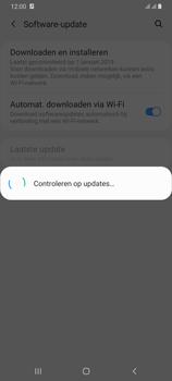 Samsung Galaxy A70 - software - update installeren zonder pc - stap 6