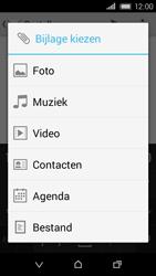HTC Desire 320 - E-mail - E-mails verzenden - Stap 13