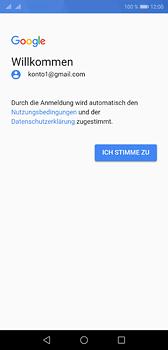 Huawei P20 - E-Mail - Konto einrichten (gmail) - Schritt 10