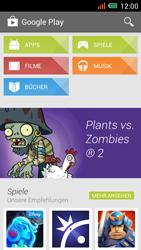 Alcatel One Touch Idol Mini - Apps - Installieren von Apps - Schritt 6