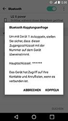 LG X Power - Bluetooth - Geräte koppeln - Schritt 9
