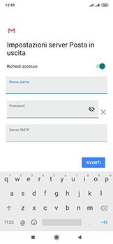 Xiaomi Mi Mix 3 5G - E-mail - configurazione manuale - Fase 16