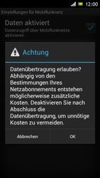 Sony Xperia J - Internet - Apn-Einstellungen - 7 / 25