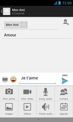 Bouygues Telecom Bs 402 - Contact, Appels, SMS/MMS - Envoyer un MMS - Étape 13