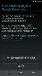 Huawei Ascend P7 - Apps - Konto anlegen und einrichten - 12 / 21