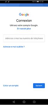 Huawei Y6 (2019) - Applications - Créer un compte - Étape 4