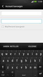 HTC One - E-mail - Account instellen (IMAP met SMTP-verificatie) - Stap 7