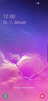 Samsung Galaxy S10e - Gerät - Einen Soft-Reset durchführen - Schritt 5