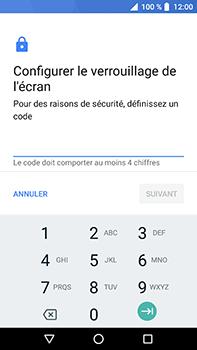 Crosscall Trekker X4 - Sécuriser votre mobile - Activer le code de verrouillage - Étape 8