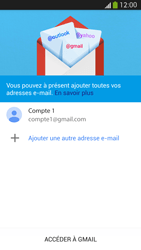 Samsung I9505 Galaxy S IV LTE - E-mail - Configuration manuelle (gmail) - Étape 14