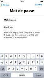Apple iPhone 8 - Premiers pas - Créer un compte - Étape 26