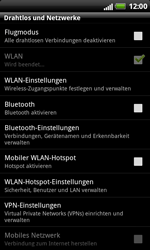 HTC Sensation XL - WLAN - Manuelle Konfiguration - 5 / 10