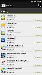 Sony Xperia S - Apps - Herunterladen - Schritt 14