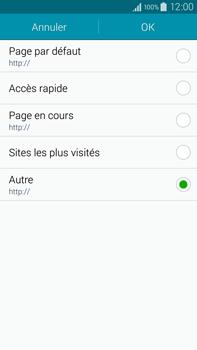 Samsung Galaxy Note 4 - Internet et roaming de données - Configuration manuelle - Étape 24
