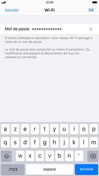 Apple iPhone 6s Plus - iOS 13 - Internet - comment configurer un point d'accès mobile - Étape 5
